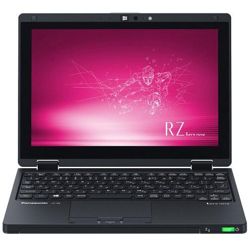 CF-RZ8CFMQR [Let's note(レッツノート) RZ8シリーズ ノートパソコン LTE対応 10.1型/Core i5-8200Y/メモリ8GB/SSD256GB/Office Home & Business 2019/ブラック]
