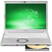 CF-SV8CDGQR [Let's note(レッツノート) SV8シリーズ ノートパソコン 12.1型/Core i5-8265U/メモリ8GB/SSD256GB/Office Home & Business 2019/シルバー]