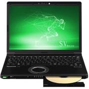 CF-SV8DDUQR [Let's note(レッツノート) SV8シリーズ ノートパソコン 12.1型/Core i7-8565U/メモリ8GB/SSD256GB/Office Home & Business 2019/ブラック]
