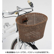 Q1H-RIN-Y04-002 [籐風丸形バスケット]