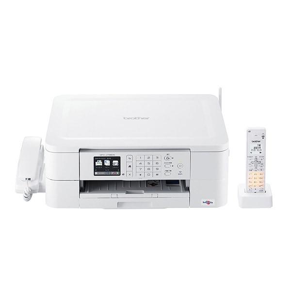 MFC-J738DN [A4インクジェット複合機 PRIVIO(プリビオ) プリント/コピー/ファックス/スキャナ/無線LAN搭載 子機1台付き]