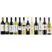 世界周遊6ヵ国 赤・白ワイン12本セット [ワイン]