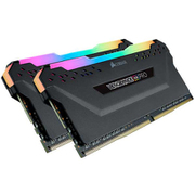 CMW16GX4M2C3600C18 [DDR4. 3600MHz 16GB 2 x 288 DIMM. Unbuffered. 18-19-19-39. Vengeance RGB PRO black]