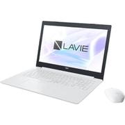 PC-NS700MAW-YC [15.6型/Core i7-8550U(1.8GHZ-4.0GHz)/メモリ12GB/1TB/Windows 10 Home 64bit/Microsoft Office Home & Business 2019/Bluetooth 4.2/ホワイト]