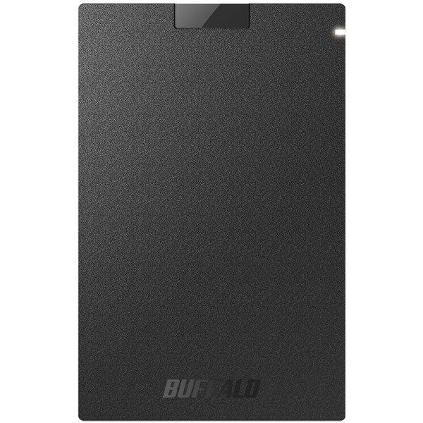 SSD-PG480U3-BA [ポータブルSSD 耐振動&耐衝撃 USB3.1(Gen1)対応 480GB ブラック PS4対応]