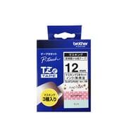 TZe-MT3JP02M3 [パッピースター/ピンクドット/ミント 3本セット]