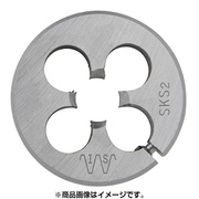 IR38-PT1/8-28 [呼び寸1/2 管用テーパーねじダイス 38mm径 ピッチ28mm]