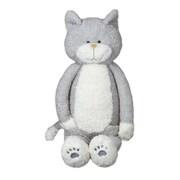 78277-72 [ねこのチャーミー 抱きまくら S 灰色猫のグー]