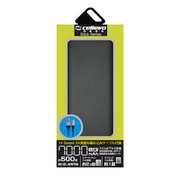 EP7000NY-BK [モバイルバッテリー/リチウムポリマー/2.1A/Stick NY 7000/スティック型/7000mAh/PSE適合/BLACK]