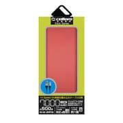 EP7000NY-RD [モバイルバッテリー/リチウムポリマー/2.1A/Stick NY 7000/スティック型/7000mAh/PSE適合/RED]