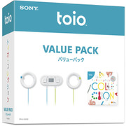 toio(トイオ) バリューパック(本体+トイオ・コレクション) [TPHJ-10000]