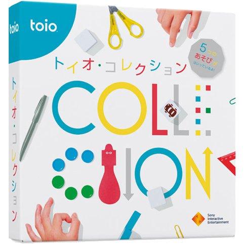 toio(トイオ)専用カートリッジ トイオ・コレクション [TQJS-00001]