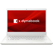 P1G6JPBW [Dynabook G6/13.3型/Core i5 8250U/メモリ 4GB/SSD 256GB/Windows 10 Home 64bit/Microsoft Office Home & Business 2019/パールホワイト]
