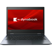 P1V6JPBL [Dynabook V6/12.5型 2in1 コンバーチブル/Core i3 8130U/メモリ 4GB/SSD 128GB/Windows 10 Home 64bit/Microsoft Office Home & Business 2019/オニキスブルー]