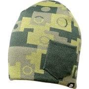Beanie WINTER Green Camouflage(One Size) [ビーニー ウインター グリーンカモフラージュ]