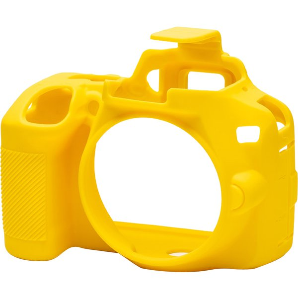イージーカバー Nikonデジタル一眼 D3500用 イエロー [一眼用アクセサリ]