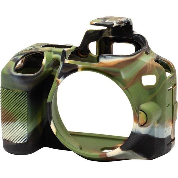 イージーカバー Nikonデジタル一眼 D3500用 カモフラージュ [一眼用アクセサリ]