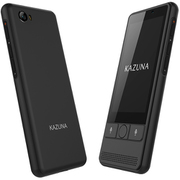 TKMT1809B1BK [2YSIM KAZUNA eTalk5 ブラック+グローバル通信(2年)]