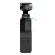 GLD3303MJ56 [Osmo Pocket専用 超硬度保護フィルム(メイン+レンズ)]