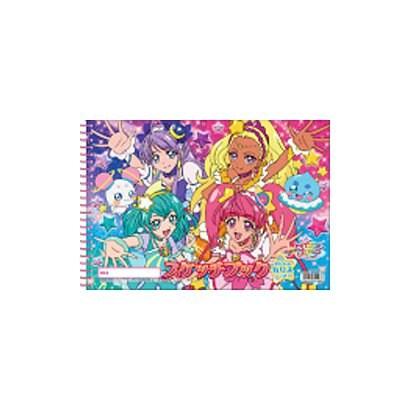スター☆トゥインクルプリキュア 3204300A A4スケッチブック A柄