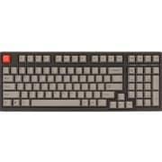AS-KBM98/LSGB [Maestro2S テンキーレス メカニカルフルキーボード PBTキーキャップ 英語配列・98キー Cherryスピードシルバー軸搭載モデル]