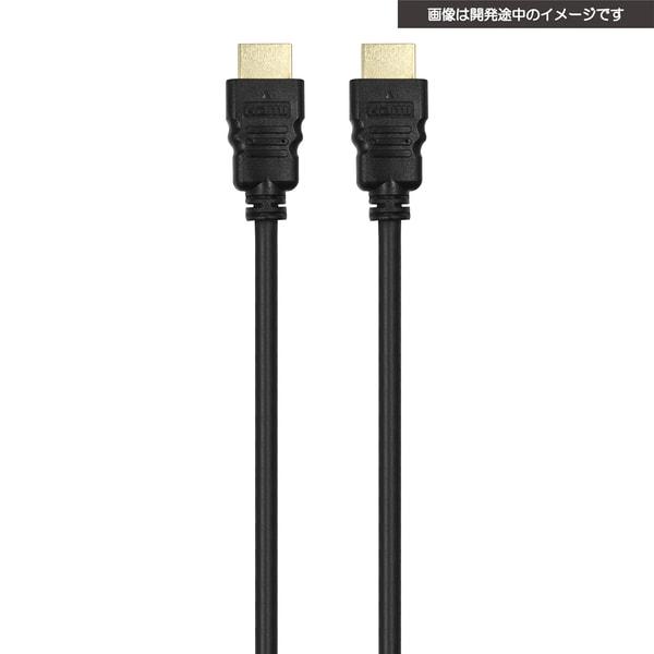 PS4用 Premium HDMIケーブル 4K 1.5m ブラック