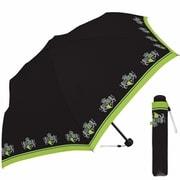 31299 キッズ 傘 50cm 折りたたみ傘 ネイティブスター ブラック