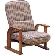FLa15844 [天然木リクライニング高座椅子 中居木工]