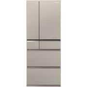 NR-F475XPV-N [パーシャル搭載冷蔵庫(470L・フレンチドア)6ドア エコナビ/ナノイー搭載 マチュアゴールド]