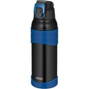 FJC1000-BKBL [真空断熱スポーツボトル 1L ブラックブルー]