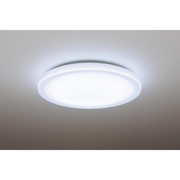 HH-CD0871A [LEDシーリングライト 寝室向けタイプ リネン柄モデル ~8畳 調光・調色可]