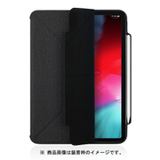 JT-IP11-AMOS-DGY [iPad Pro 11 Amos アップルペンシル収納付きケース ダークグレー]
