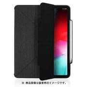 JT-IP129-AMOS-DGY [iPad Pro 12.9 アップルペンシル収納付きケース ダークグレー]
