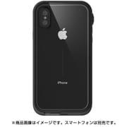 CT-WPIP18S-BK [iPhone XS カタリストケース 完全防水 ブラック]