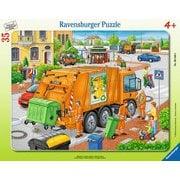 063468 ゴミ収集車 35ピース