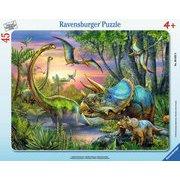 066339 恐竜の沼 45ピース