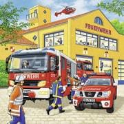 094011 消防士の仕事 49ピース×3