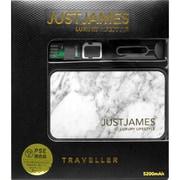 JJS-BY-000001 [TRAVELLER 5200mAh モバイルバッテリー + microSDカードリーダー付き]