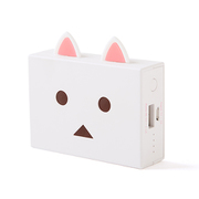 CHE-073P-SH [Power Plus 6000mAh nyanboard version シロ]
