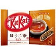 限定 キットカットミニほうじ茶 12枚 [チョコレート]