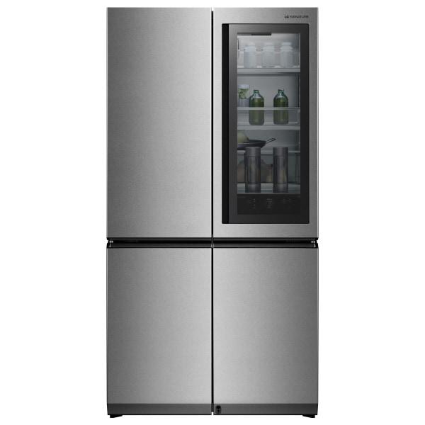 GR-Q23FGNGL [LG SIGNATUREシリーズ インスタビュー・ドア・イン・ドア冷蔵庫 676L  4ドア フレンチドア ステンレス]