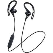 HA-EC9BT-B [スポーツワイヤレス Bluetooth対応ヘッドホン ブラック]