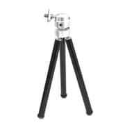 RLEGTRL00BK [コンパクト三脚 3段調節(最短133mm/最長330mm) ブラック]