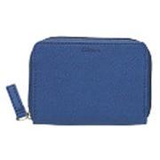CRCC-02-L [Colorim PERKY(カラリムパーキー) カード&コインケース ブルー]