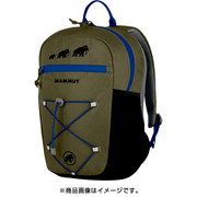 First Zip 2510-01542 4073_olive-black 4L [リュックサック キッズ]