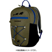 First Zip 2510-01542 4073_olive-black 16L [リュックサック キッズ]