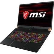 GS75-8SG-780JP [ハイスペックゲーミングノートPC Turing GPU アーキテクチャ採用 GeForce RTX 2080 Max-Q デザイン搭載]