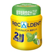 大人のリカルデント 清涼ミントボトルR 140g