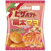 ピザポテトこっくり明太マヨPizza味 60g