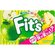 Fit's青りんごor洋なし!? 12枚